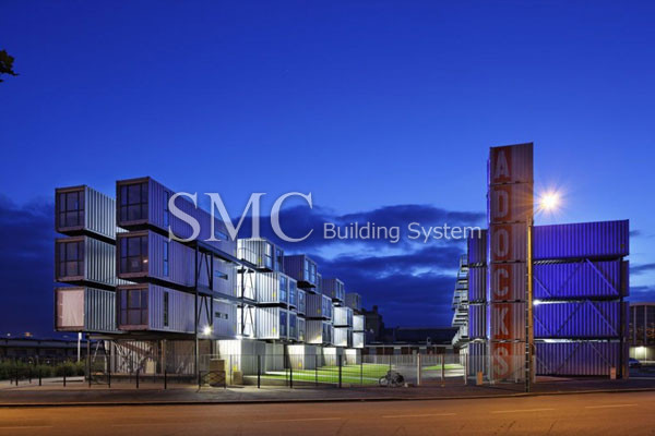 Luxury container hotels shanghai metal corporation for Luxury hotel company