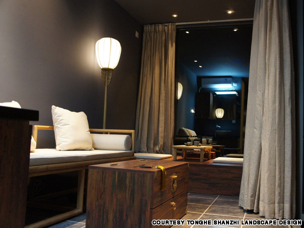 Luxury Container Hotels Shanghai Metal Corporation