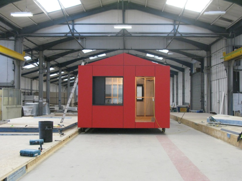 Construction Trend: Prefabricated Housing
