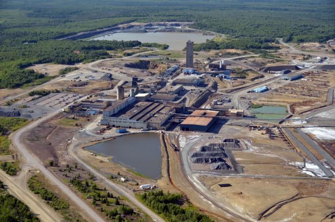 XTRATA ZINC - Brunswick Mine
