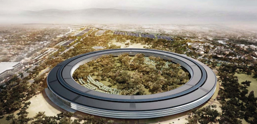 Green Campus – Steve Jobs' Last Wish for Apple