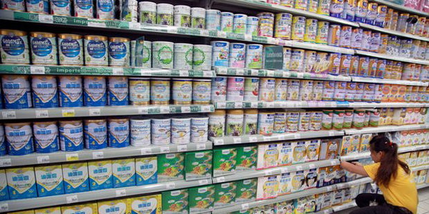 Japan's Meiji to pull out of China's baby formula market