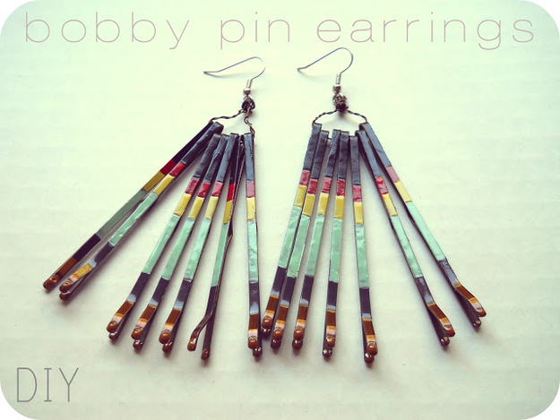 Bobby Pin DIY – If You Haven't Already Lost Them