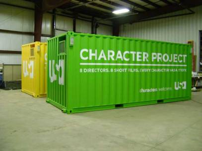 Character-Project-Container