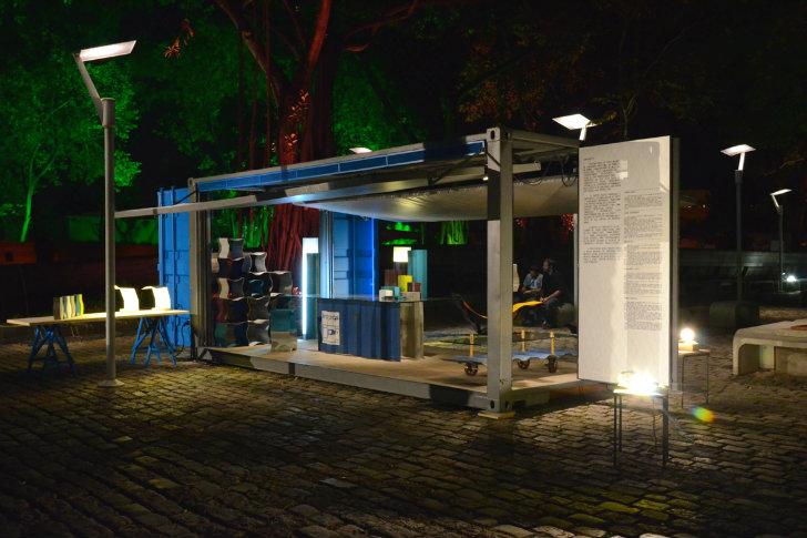 São Paulo Presents Marvellous ContainerArt