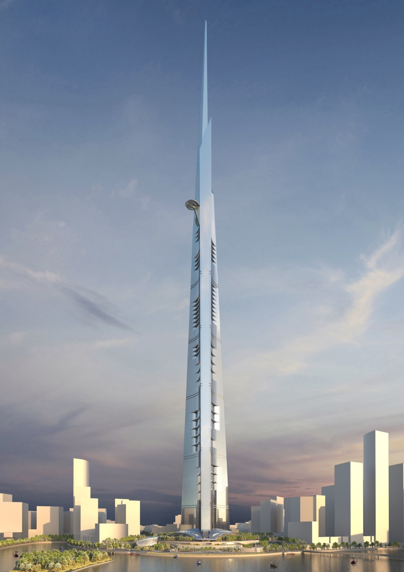 Mega Project: Kingdom Tower