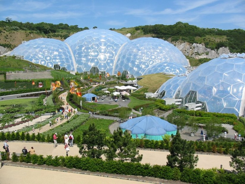 The Eden Project: Bringing The Ancient Copper Back To Life