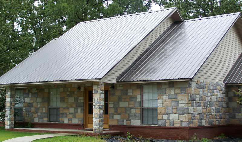 cool metal roofs