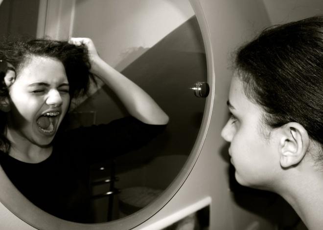mirrorangry