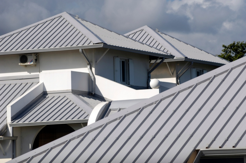 Coated and Colored: Your guide to Metal Roofing