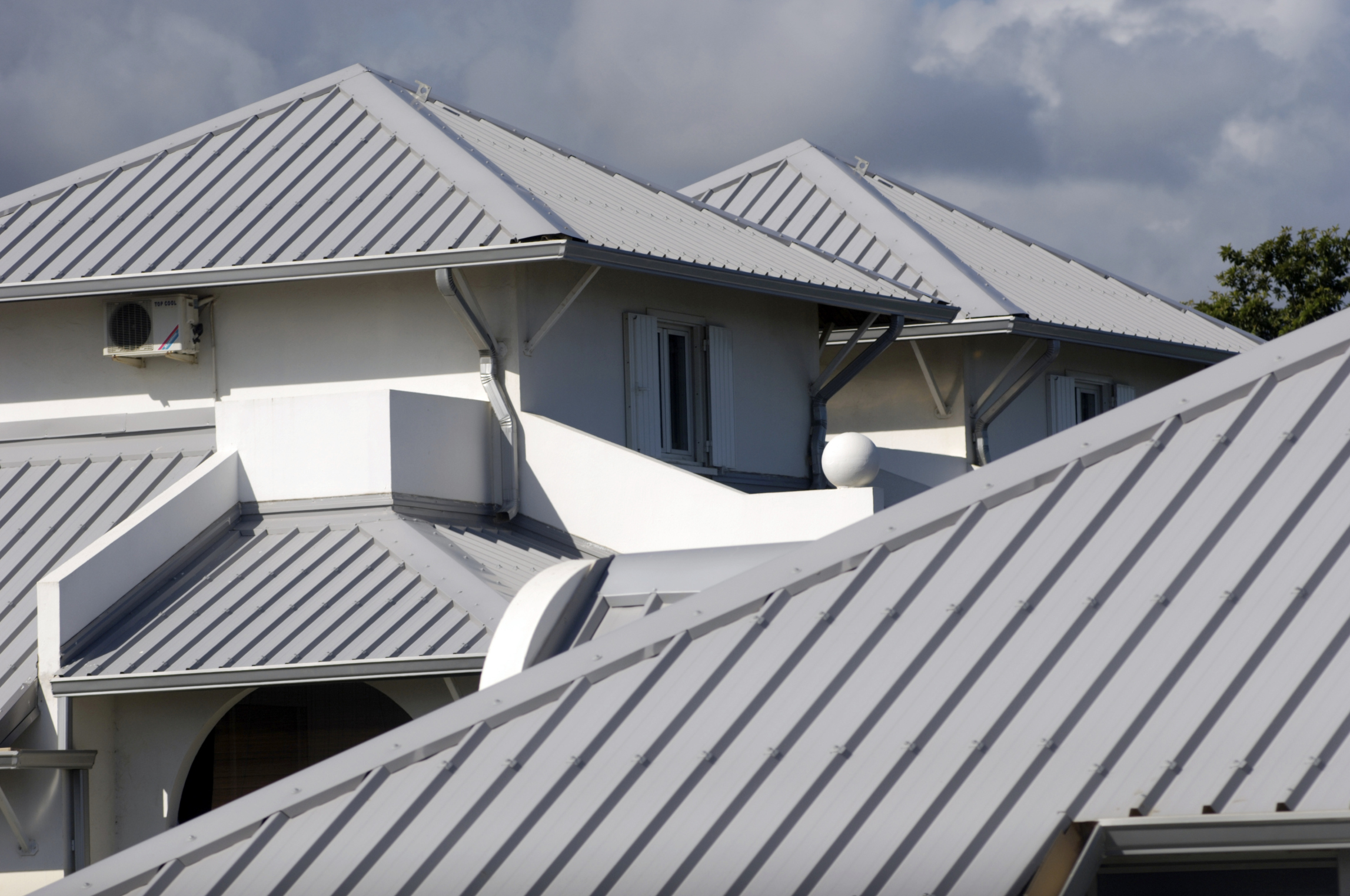 ... Coated And Colored: Your Guide To Metal Roofing