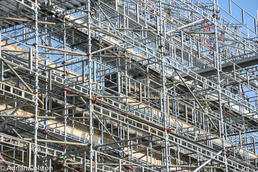 Scaffolding: An Essential in Consturction