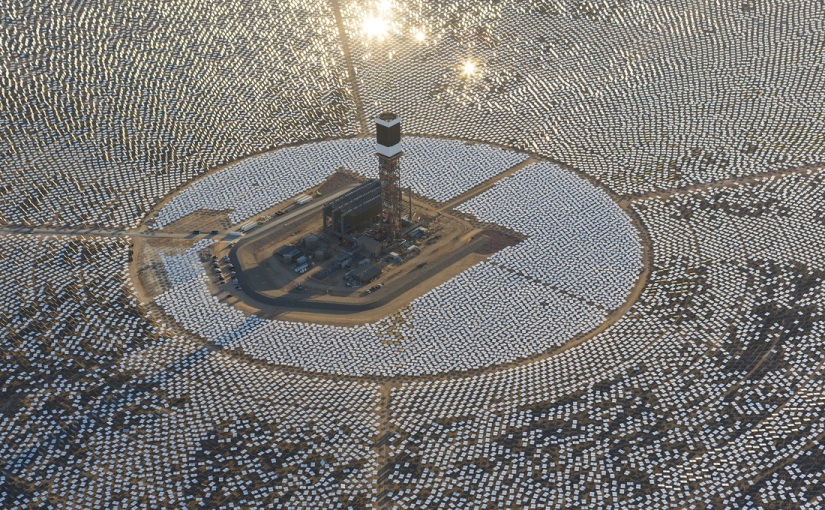 Meet Solar Farm: The Future in City Light & Power