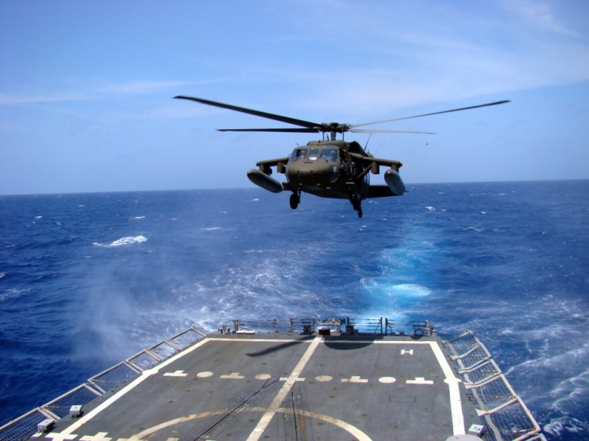 Floating Containers – Assistants for NavySEALs