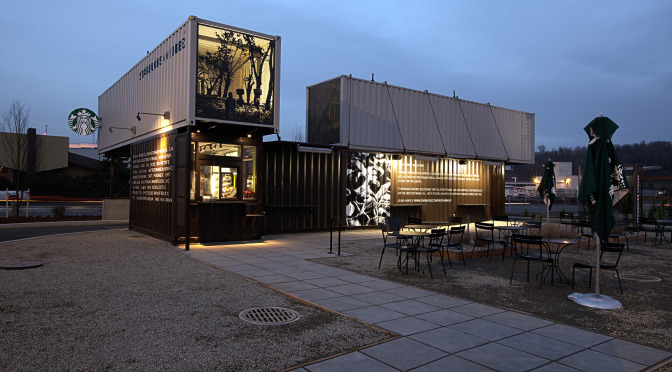The Many Architectural Applications of Shipping Containers vol.7