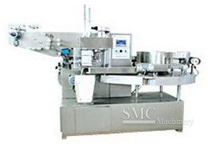 Lollipop Packaging Machine