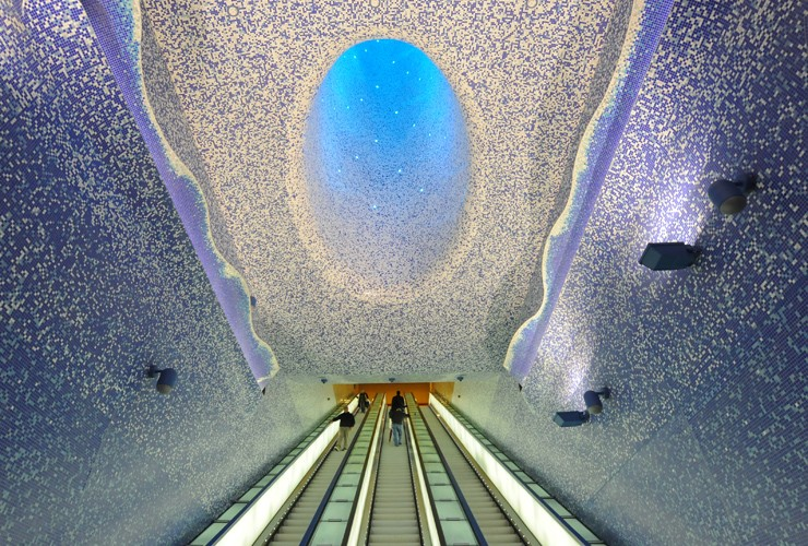 Metro Stations Are Not Just Rats AndGarbage