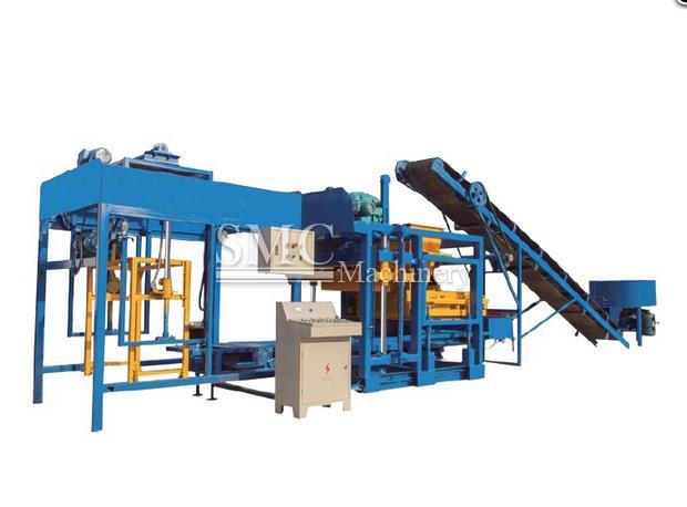 Shanghai Metal's Simple Block Making Machine ProductionLine
