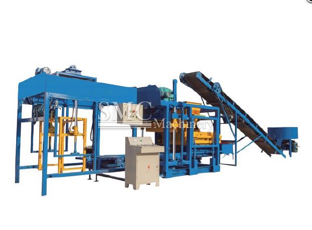 Shanghai Metal's Simple Block Making Machine Production Line