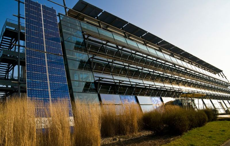 The New Building Trend : GreenBuilding