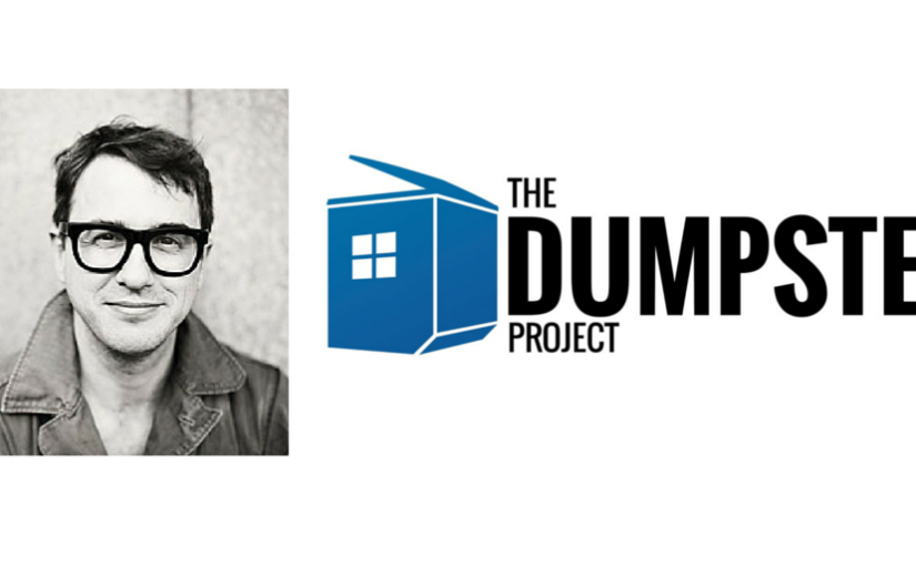 The Dumpster Project – Leaving in aContainer