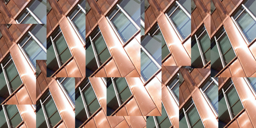 A House made of Copper