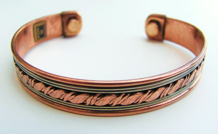 Copper Bracelet and Its Healing Ability