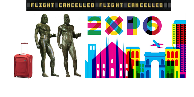 Riace Warriors: No EXPO!