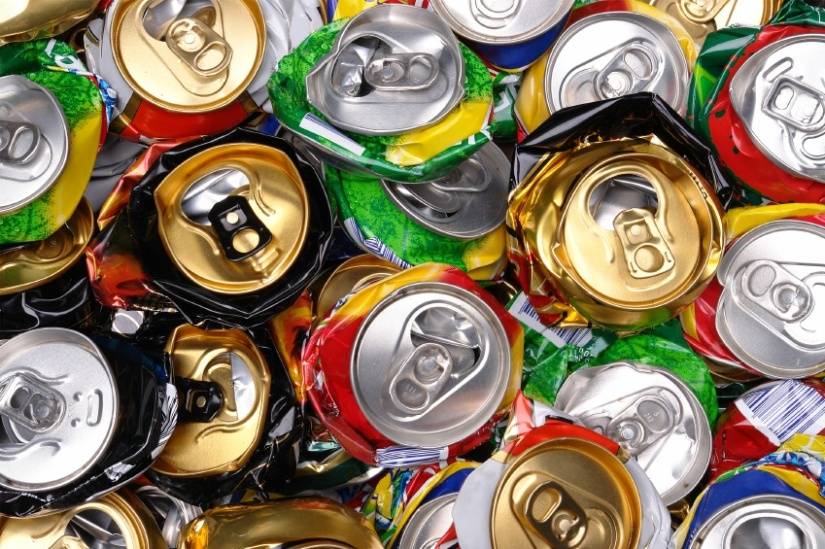 Aluminum, Metal of choice for sustainable cans