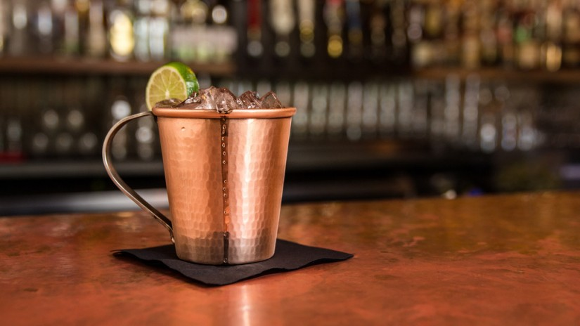 Reasons why you should DRINK in COPPER mugs!
