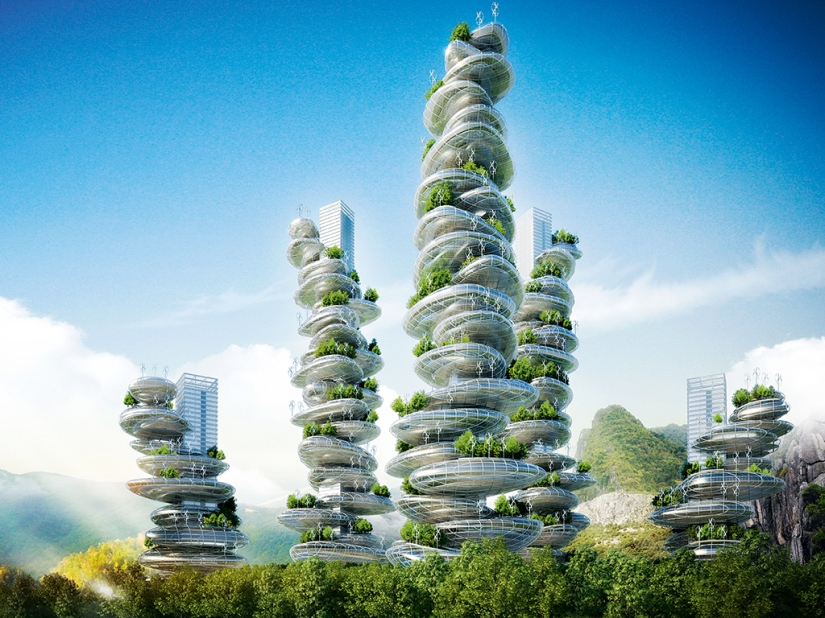 VERTICAL FARMS: ECO SOLUTION FOR URBAN CONSOMMATION