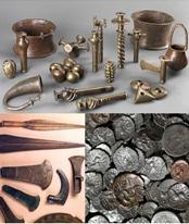 cooper-bronze-iron age