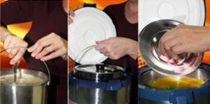thermal cooking step by step