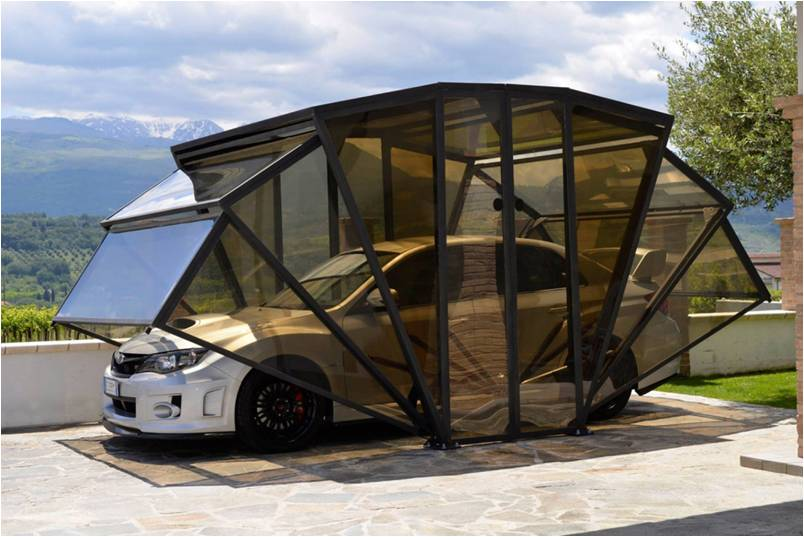 You May Be Interested By Gazeboxs Creative Alternative Which Will Allow Your Car To Have Its Own Private Indoor Parking At Reduced Costs