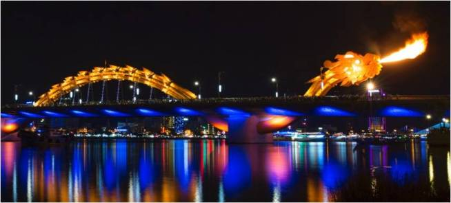 Da nang bridge 1