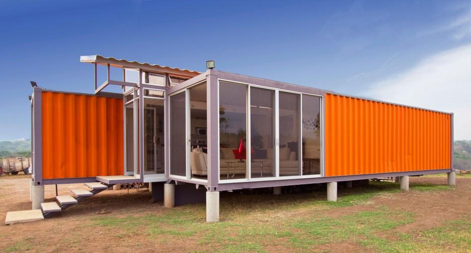 how to build your shipping container home