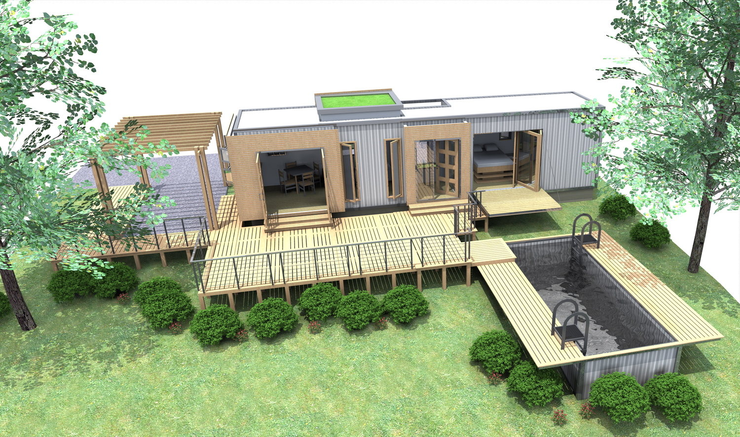 Ship Container Homes