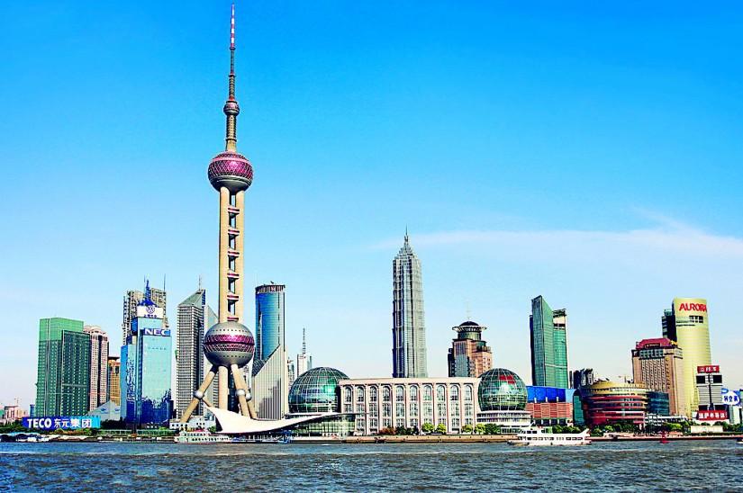 SHANGHAI'S STUNNING ARCHITECTURE