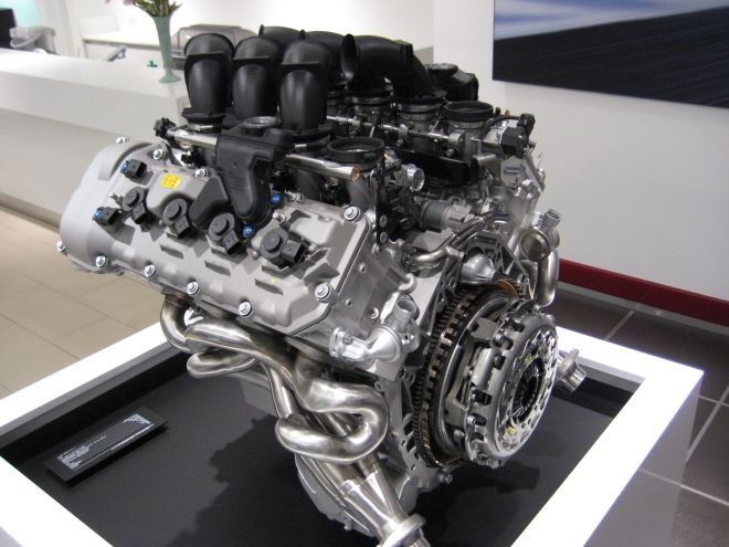 BMW_S65_Engine_Model
