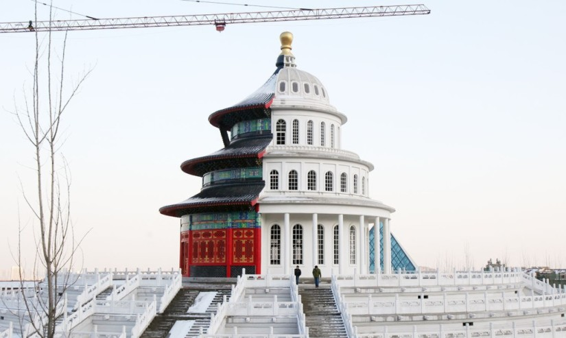 "CHINA OFFICIALLY BANS ""WEIRD"" ARCHITECTURE"